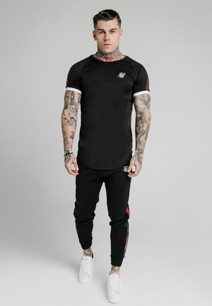 FADE RUNNER TECH TEE - T-shirts - black