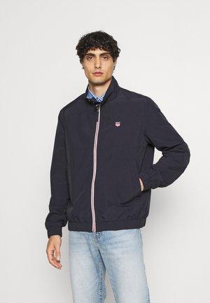 HARRINGTON JACKET - Summer jacket - evening blue