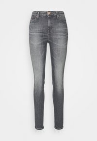 Tommy Jeans - NORA ANKLE - Jeans Skinny Fit - midnight grey - 4
