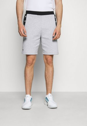 SHORT - Korte broeken - silver chine/black