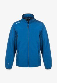 Whistler - DUBLIN - Soft shell jacket - poseidon - 4