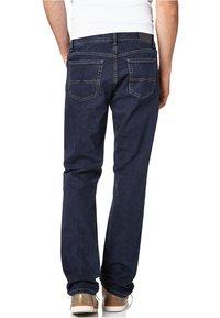 Pioneer Authentic Jeans - RANDO - Straight leg jeans - rinsed denim - 1