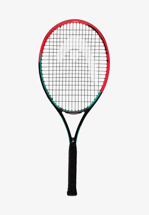 Tennis racket - turquoise