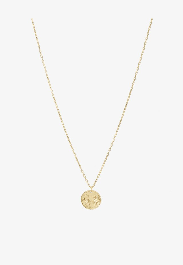 LION COIN - Collier - gold-coloured