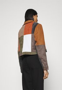 Jaded London - PATCHWORK JACKET WITH BUTTON FRONT - Summer jacket - multi - 2