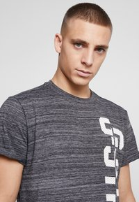 G-Star - LASH GR - Camiseta estampada - dark black - 3