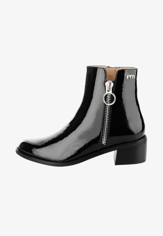 NATILE - Classic ankle boots - black