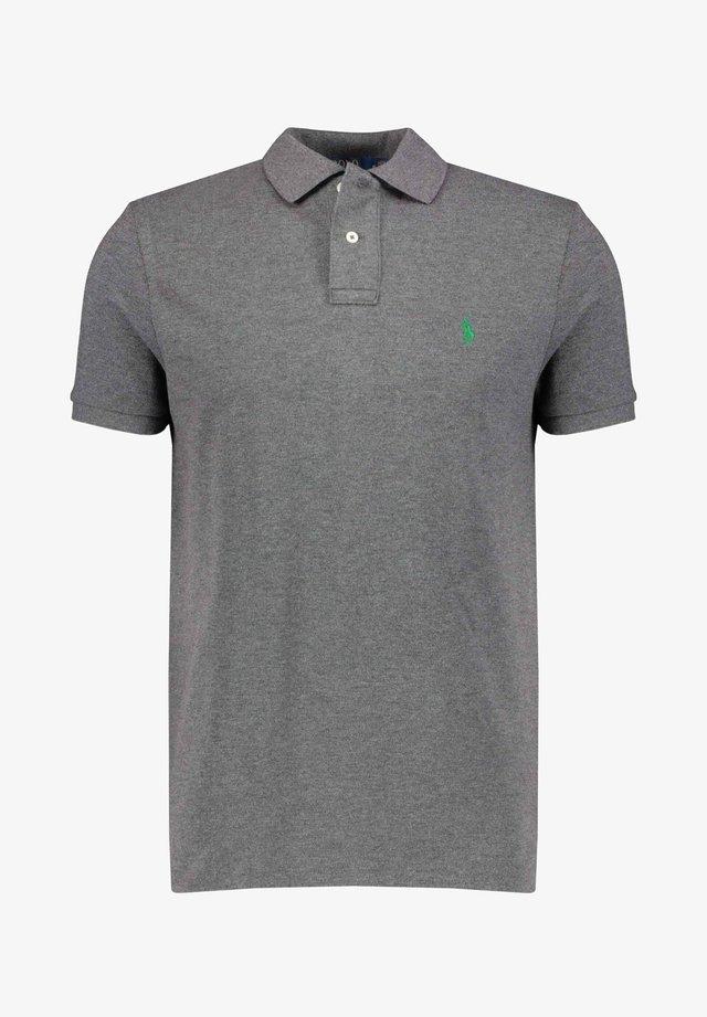 BASIC  - Polo shirt - anthrazit (14)
