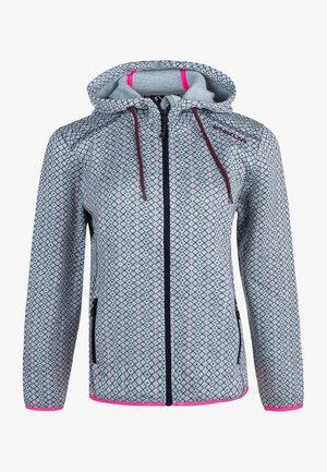 EMMILY - Fleece jacket - light grey