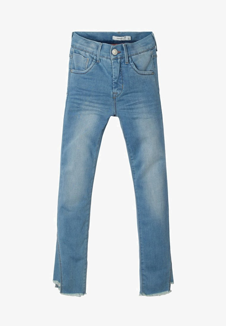 Name it - Slim fit jeans - medium blue denim