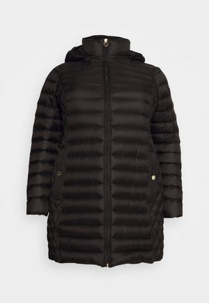 PACKABLE - Winter coat - black