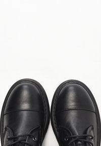 Inuovo - Lace-up ankle boots - black blk - 6