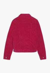 Grunt - SANNE JACKET - Lehká bunda - neon pink - 2
