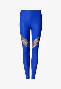 Desigual - Legging - blue - 4