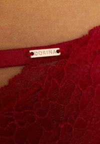DORINA CURVES - Underbukse - red - 4