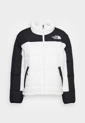 HIMALAYAN INSULATED JACKET - Winter jacket - white