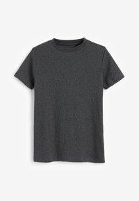 Next - 3 PACK  - T-shirt z nadrukiem - grey - 3