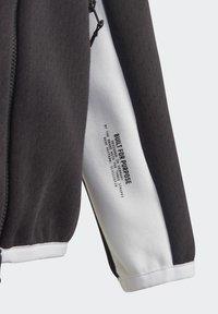 adidas Performance - Z.N.E. FULL-ZIP HOODIE - Sudadera con cremallera - black - 4