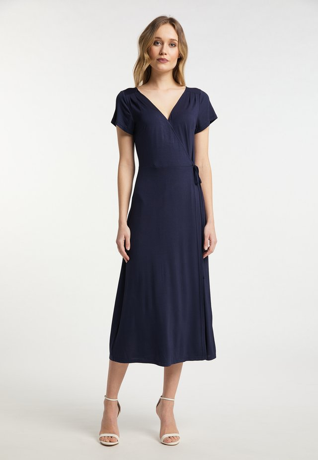 Sukienka letnia - marine