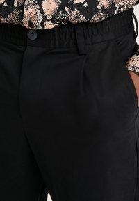 Libertine-Libertine - SMOKE - Trousers - black - 4