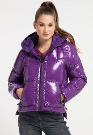 Winter jacket - lila