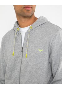 Threadbare - TANGERINE - Zip-up hoodie - grau - 4