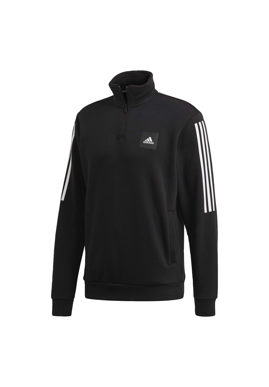 adidas Performance MUST HAVES SWEATSHIRT - Sweatshirt - black