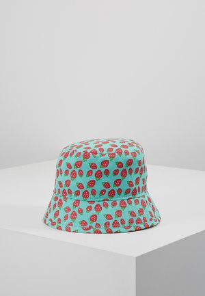 BABY STRAWBERRIES - Hat - mint/red