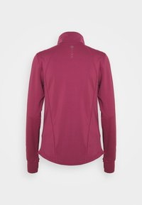 Under Armour - RUSH - Zip-up hoodie - pink quartz - 1