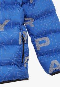 Replay - Winter jacket - blue - 2
