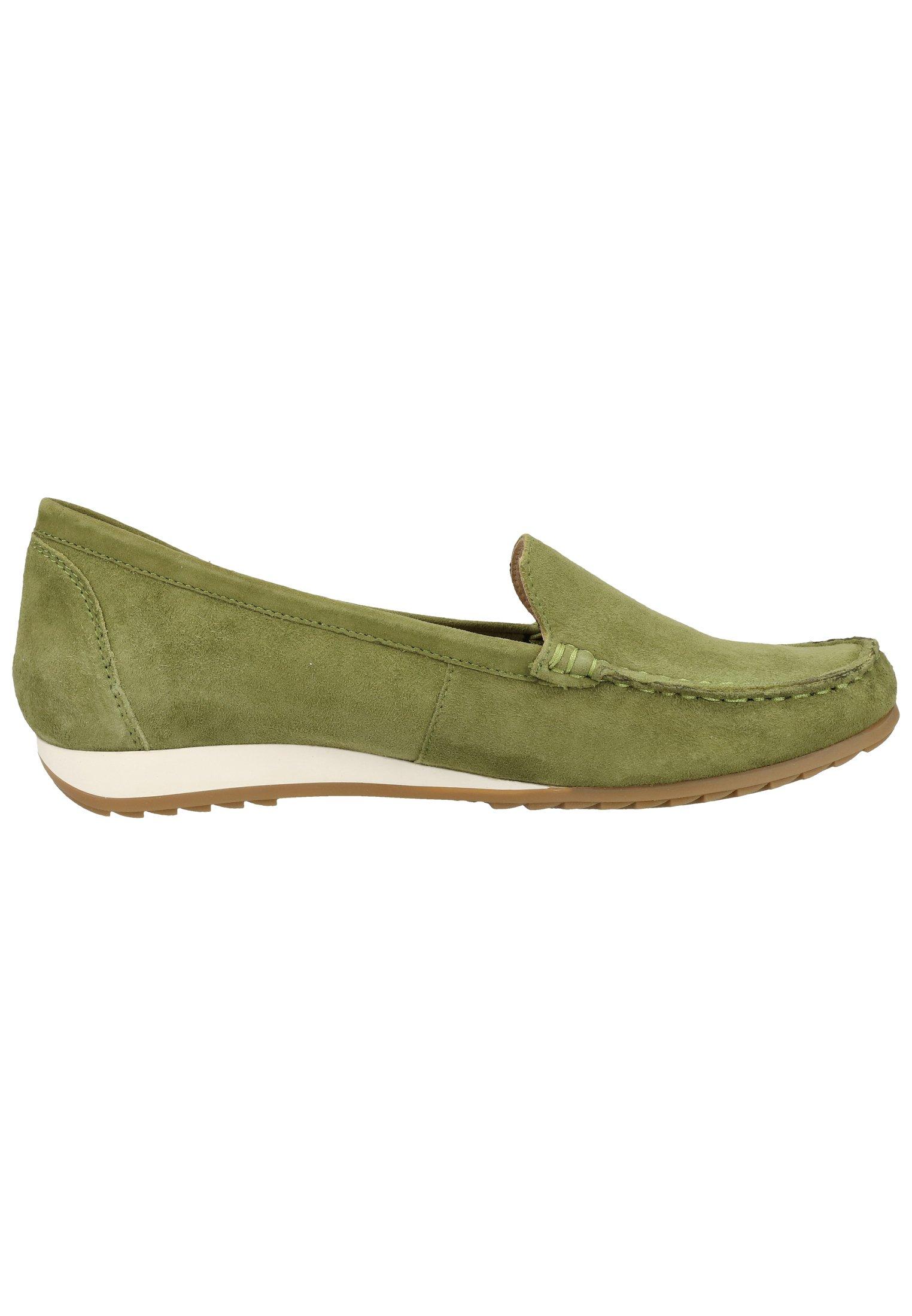 Caprice Mocassins - green
