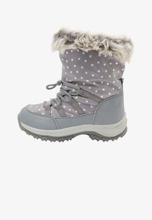 WATERPROOF SNOW - Snowboots  - grey