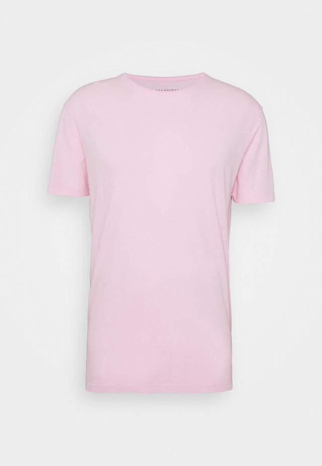 FIGURE CREW - Basic T-shirt - mallow pink