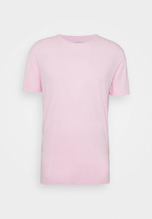FIGURE CREW - T-shirt basic - mallow pink