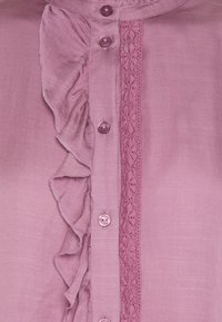 Fabienne Chapot - MIMI BLOUSE - Skjorte - dirty pink - 6