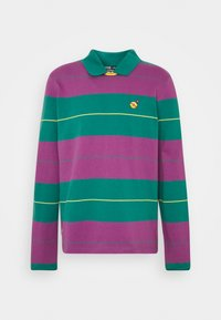 Puma - PUMA x THE HUNDREDS POLO - Jumper - ivy - 0