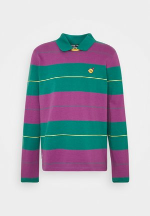 PUMA x THE HUNDREDS POLO - Sweter - ivy