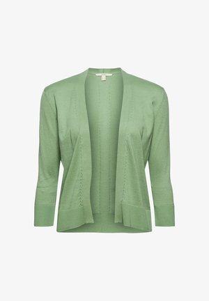CARDIGAN - Cardigan - leaf green