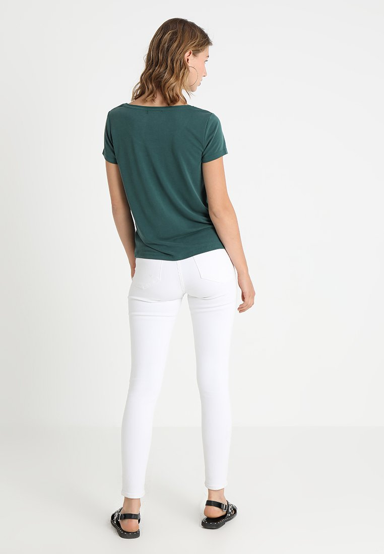 Soaked in Luxury T-shirts - june bug green