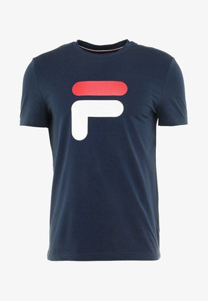 ROBIN - Camiseta estampada - peacoat blue