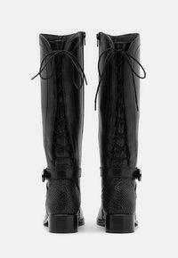 San Marina - SABRAVI - Vysoká obuv - noir - 3