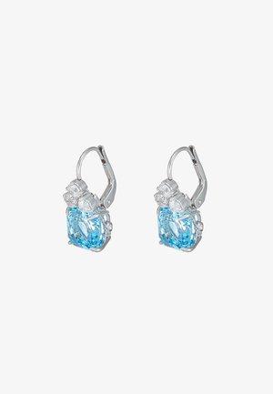 SPARKLING DROP AQUA - Earrings - aquamarine