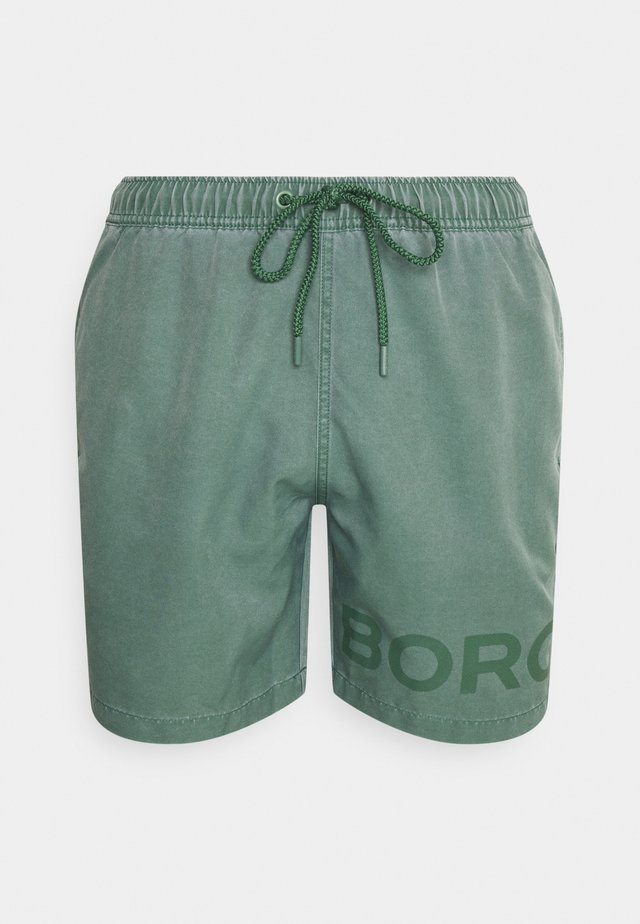 SHELDON SHORTS - Badeshorts - duck green