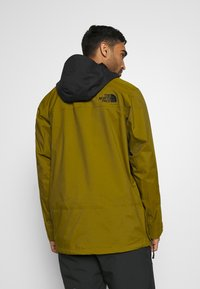 The North Face - SILVANI ANORAK - Ski jacket - green/black - 2