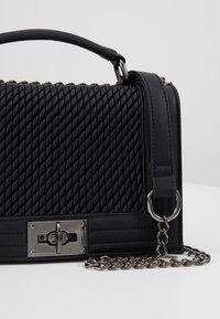 Gina Tricot - MILLA BAG NEW STYLE - Handbag - black - 6