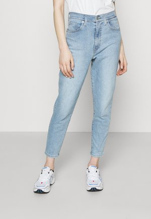 HIGH WAISTED - Jeans Tapered Fit - i see you