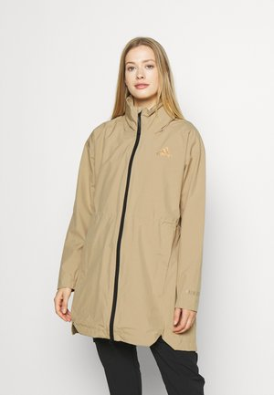 TRAVEER RAIN.RDY - Hardshell jacket - beige