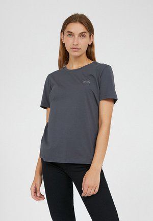 Basic T-shirt - anthra