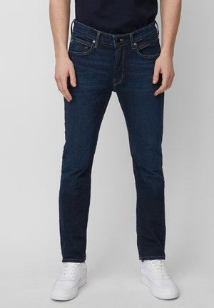VIDAR  - Slim fit jeans - blue