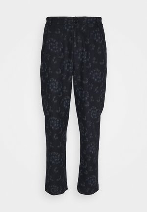 SMOKE - Trousers - dark navy